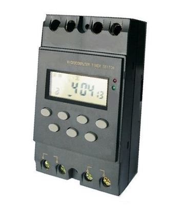 Picture of Programmable 12V DC Timer Switch - 25 Amps