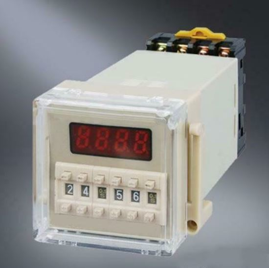 12v Dc Relay Timer Delay Cycle - 5 Amps - Brazix
