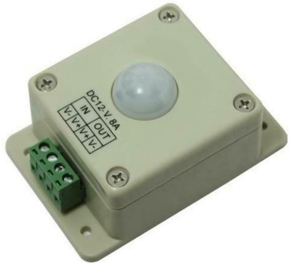 12v Dc Infrared Motion Sensor Occupancy Switch 84w