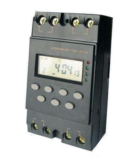Picture of Multifunction 12V DC Timer Switch 3 Output Channels