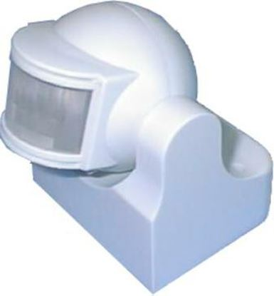 Picture of Infrared Motion Sensor Occupancy Swivel Switch