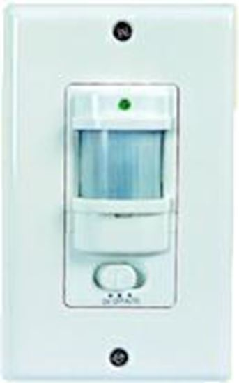Picture of Infrared Motion Sensor Occupancy Wall Switch