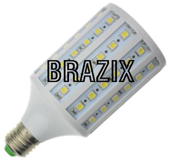 Picture of 12V DC LED Light Bulb 15W, Socket E27
