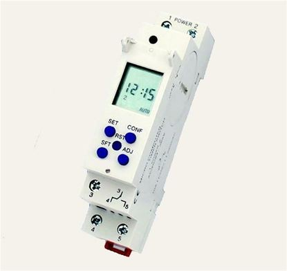 Picture of Programmable 12V DC Count Up & Down Timer